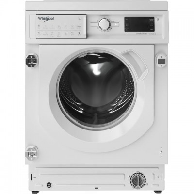 Save £50 at AO on Whirlpool BIWMWG81484UK Integrated 8Kg Washing Machine with 1400 rpm - A+++ Rated