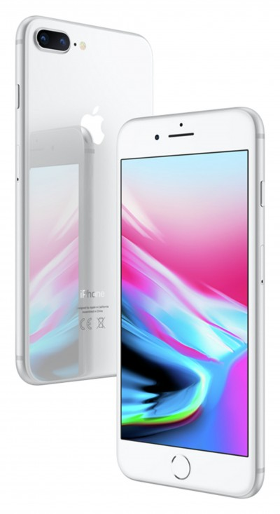 Save £130 at Argos on SIM Free iPhone 8 Plus 64GB Mobile Phone - Silver
