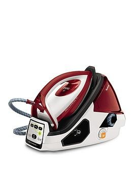 Save £70 at Very on Tefal Gv9061 Pro Express Care Anti Scale High Pressure Steam Generator, 2200W - White And Red