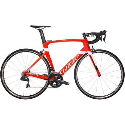 Save £300 at Wiggle on Wilier Cento1 Air Road Bike (Ultegra Di2 - 2019) Road Bikes