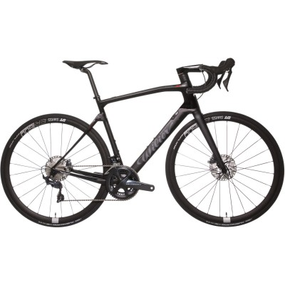 Save £450 at Wiggle on Wilier Cento10NDR Disc Road Bike (Ultegra - 2019) Road Bikes