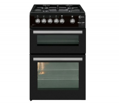 Save £41 at Currys on FLAVEL MLB51NDK Gas Cooker - Black, Black