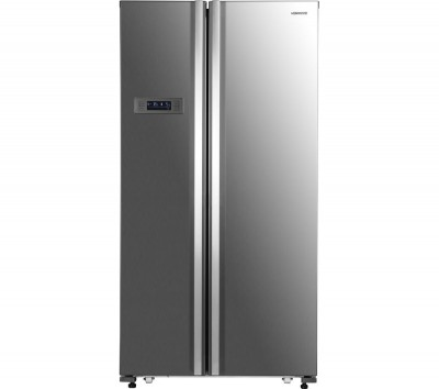 Save £100 at Currys on KENWOOD American-Style Fridge Freezer Inox KSBSX17