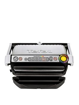 Save £31 at Very on Tefal Gc713D40 Optigrill+ Grill, 6 Automatic Settings And Cooking Sensor - Stainless Steel