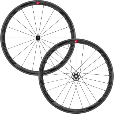 Save £121 at Wiggle on Fulcrum Wind 40c Clincher Road Wheelset Wheel Sets
