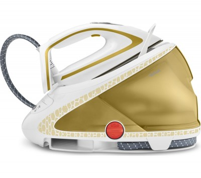 Save £150 at Currys on Pro Express Ultimate GV9581 Steam Generator Iron - White & Gold, White