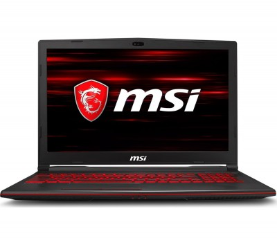 Save £200 at Currys on MSI GL63 15.6