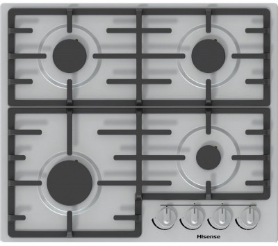 Save £31 at Currys on GM643XUK Gas Hob - Stainless Steel, Stainless Steel