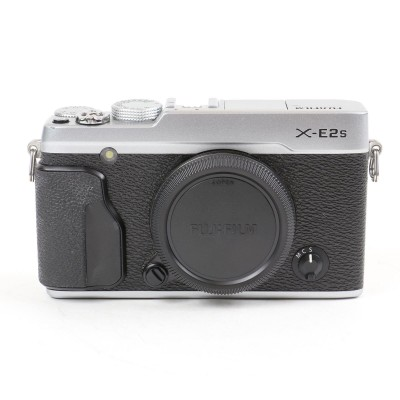 Save £40 at WEX Photo Video on Used Fujifilm X-E2S Digital Camera Body - Silver