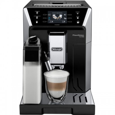 Save £227 at AO on De'Longhi PrimaDonna Class ECAM550.55.SB Bean to Cup Coffee Machine - Black