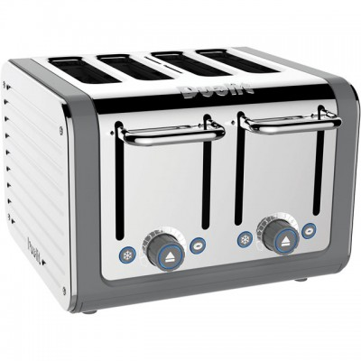 Save £14 at AO on Dualit Architect 46526 4 Slice Toaster - Stainless Steel