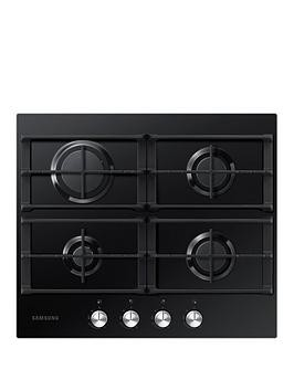 Save £30 at Very on Samsung Na64H3000Ak/U1 60Cm Gas Hob With Powerful Heat - Black