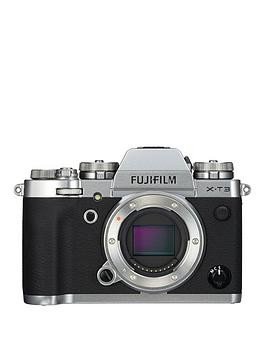 Save £300 at Very on Fujifilm X-T3 Body Only - Silver
