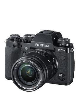 Save £250 at Very on Fujifilm Fujifilm X-T3 With Xf18-55Mm Lens (Black)