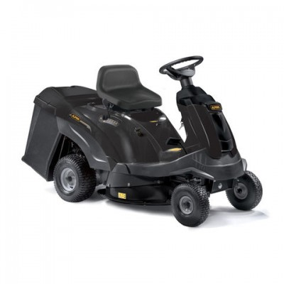 Save £200 at Machine Mart on Alpina Alpina BT72 Black Ride On Lawnmower