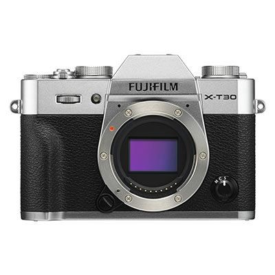 Save £150 at WEX Photo Video on Fujifilm X-T30 Digital Camera Body - Silver