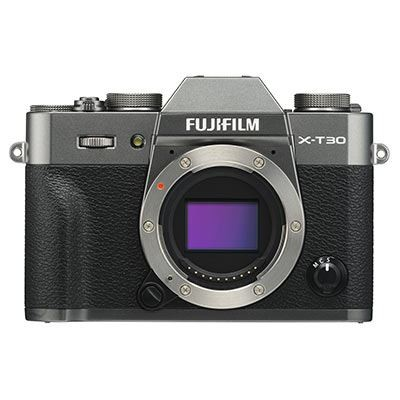 Save £150 at WEX Photo Video on Fujifilm X-T30 Digital Camera Body - Charcoal Grey
