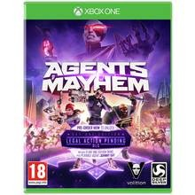 Save £35 at Argos on Agents of Mayhem Xbox One Game