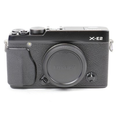 Save £24 at WEX Photo Video on Used Fuji X-E2 Digital Camera Body - Black