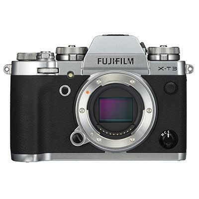Save £180 at WEX Photo Video on Used Fujifilm X-T3 Digital Camera Body - Silver