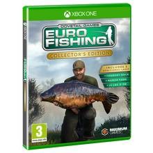 Save £11 at Argos on Euro Fishing Sim Collector Edition Xbox One Game