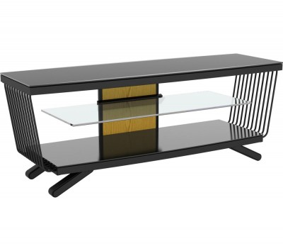 Save £60 at Currys on AVF Flow 1250 TV Stand - Black, Black