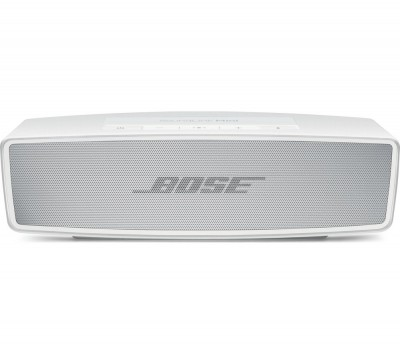 Save £20 at Currys on BOSE SoundLink Mini Special Edition Portable Bluetooth Speaker - Silver, Silver