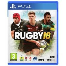 Save £23 at Argos on Rugby 18 PS4 Game