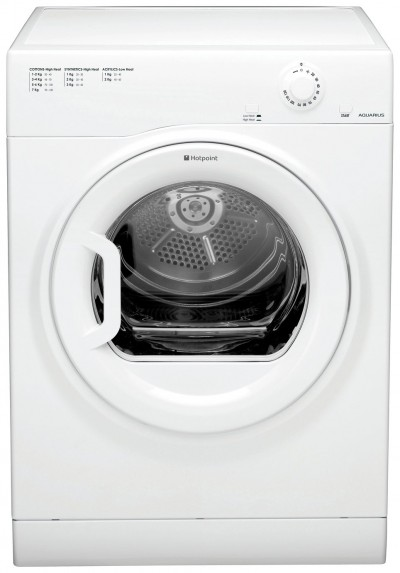 Save £60 at Argos on Hotpoint TVFM70BGP 7KG Vented Tumble Dryer - White