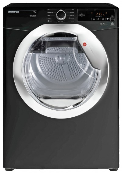 Save £40 at Argos on Hoover DXC 9TCEB 9KG Condenser Tumble Dryer - Black