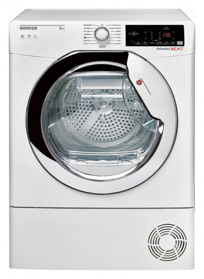 Save £40 at Argos on Hoover DXC 9TCE 9KG Condenser Tumble Dryer - White
