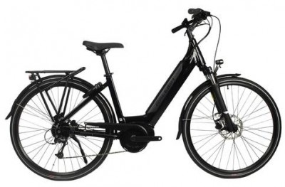 Save £250 at Evans Cycles on Raleigh Centros Low Step 400WH 2020 Electric Hybrid Bike