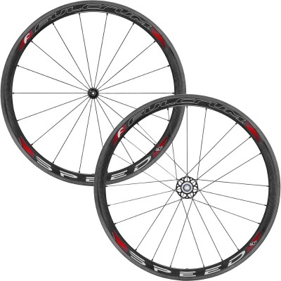 Save £386 at Wiggle on Fulcrum SPEED 40T Carbon Tubular Road Wheelset Wheel Sets