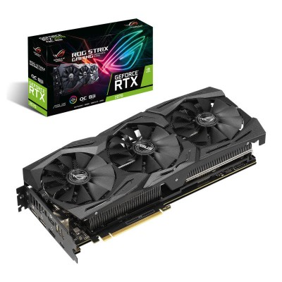 Save £54 at Ebuyer on Asus ROG STRIX GeForce RTX 2070 OC 8GB Graphics Card