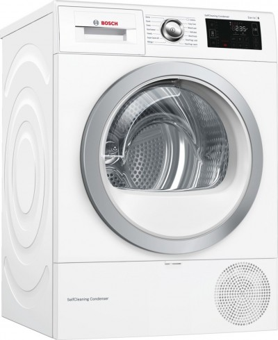 Save £100 at Argos on Bosch WTWH7660GB 9KG Heat Pump Tumble Dryer - White