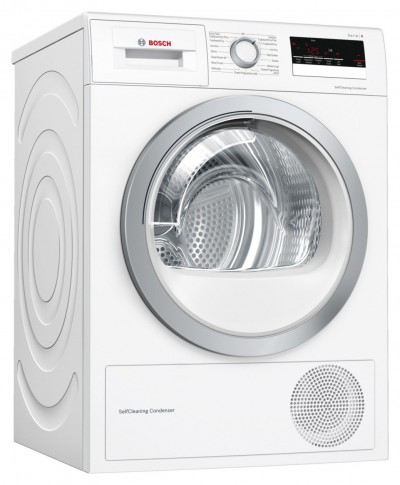 Save £150 at Argos on Bosch WTW85231GB 8KG Heat Pump Tumble Dryer - White