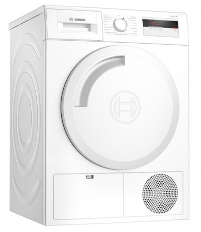 Save £100 at Argos on Bosch WTH84000GB 8KG Heat Pump Tumble Dryer - White