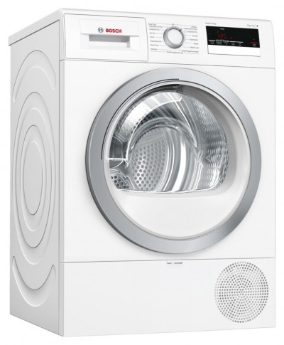 Save £230 at Argos on Bosch WTR85V21GB 8KG Heat Pump Tumble Dryer - White
