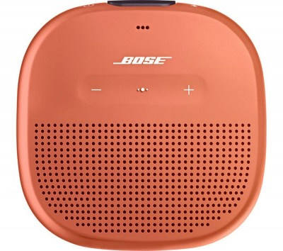 Save £10 at Currys on BOSE Soundlink Micro Portable Bluetooth Speaker - Orange, Orange