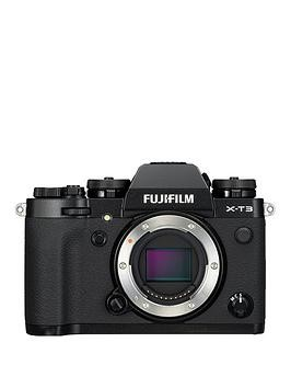 Save £300 at Very on Fujifilm X-T3 Body Only - Black