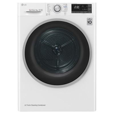 Save £100 at Appliance City on LG FDJ608W 8kg Heat Pump Condenser Tumble Dryer - WHITE