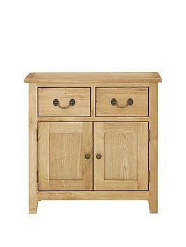 Save £30 at Very on Luxe Collection - London Oak Ready Assembled Compact Sideboard