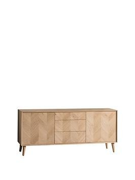 Save £130 at Very on Hudson Living Milano Large Sideboard