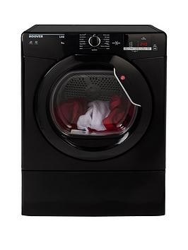 Save £30 at Very on Hoover Link Hlv9Dgb 9Kg Load, Vented Sensor Tumble Dryer With One Touch - Black