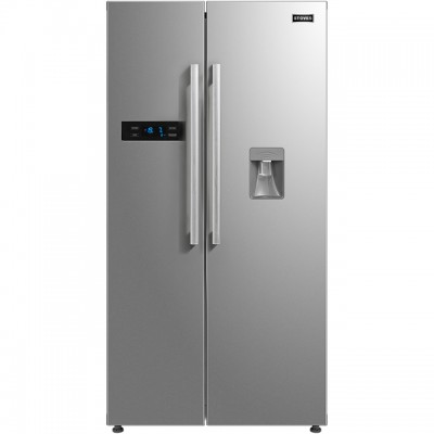 Save £180 at AO on Stoves SXS909WTD American Fridge Freezer - Stainless Steel - A+ Rated