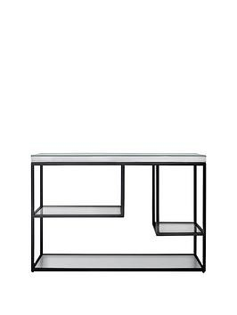 Save £50 at Very on Hudson Living Pippard Console Table - Black