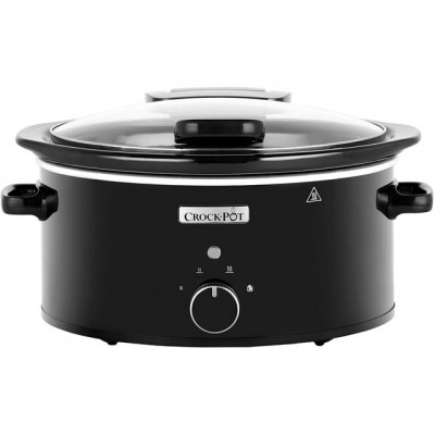 Save £8 at AO on Crockpot CSC031 5.7 Litre Slow Cooker - Black