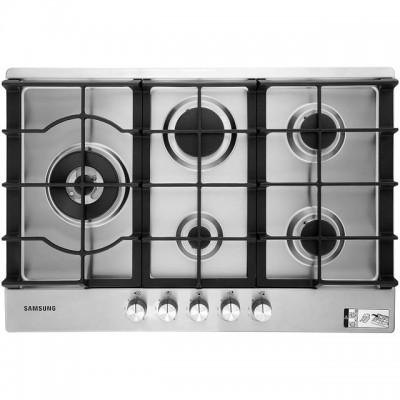 Save £60 at AO on Samsung NA75J3030AS 75cm Gas Hob - Stainless Steel