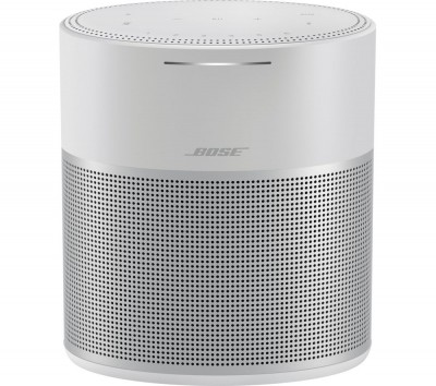 Save £50 at Currys on BOSE Home Speaker 300 with Amazon Alexa & Google Assistant - Silver, Silver