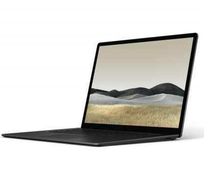Save £170 at Currys on MICROSOFT 15? AMD Ryzen 5 Surface Laptop 3 - 256 GB SSD, Black, Black